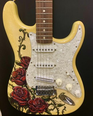 Fender Stratocaster David Lozeau body
