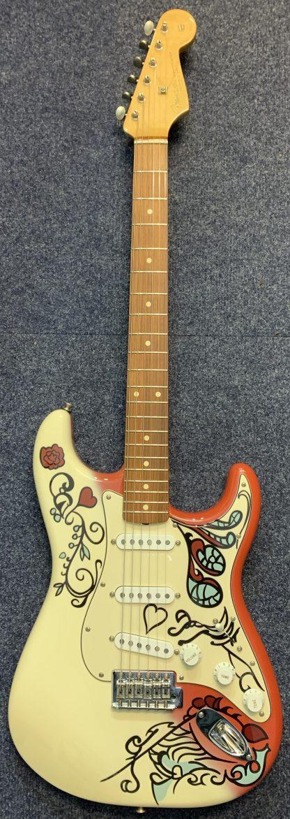 Jimi hendrix Signature Stratocaster