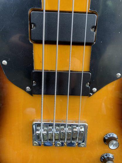 Gould bass body