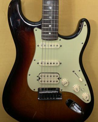 Fender Stratocaster Deluxe Body