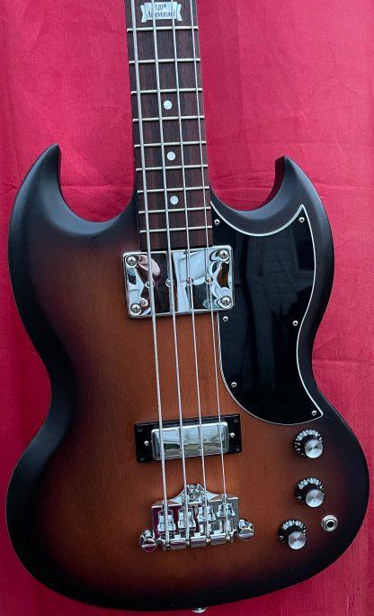 Gibson SG bass body