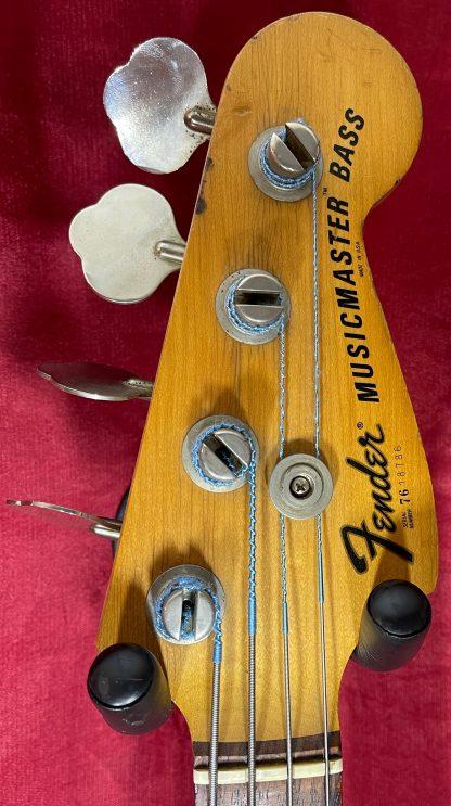 Fender Musicmaster 1976