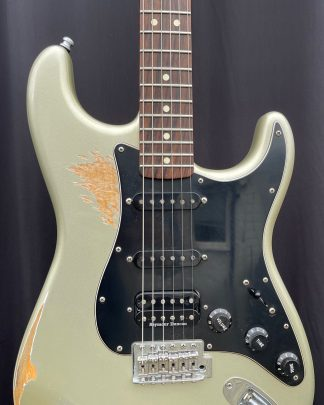 Fender Stratocaster Roadworn HSS Body