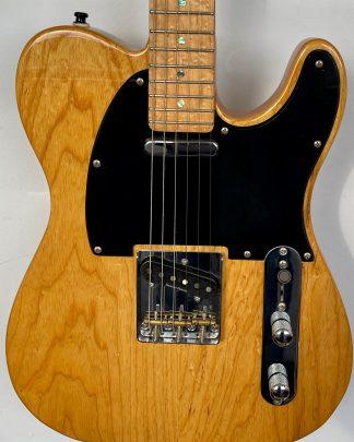 Fender Lite Ash Telecaster body