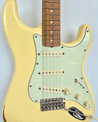 Fender Road Worn Stratocaster Body