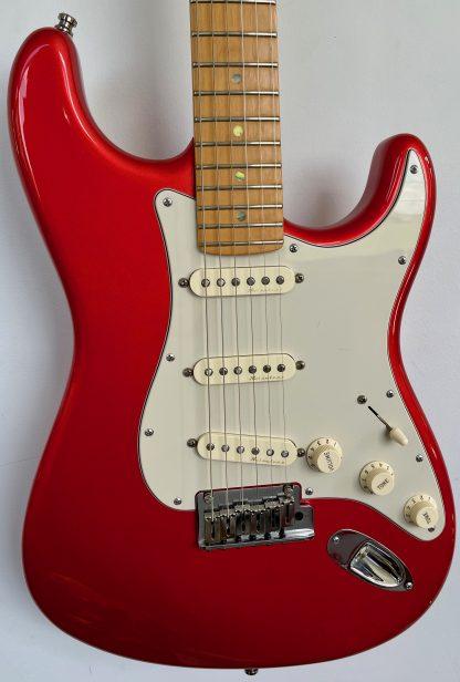 Fender Stratocaster American Deluxe body
