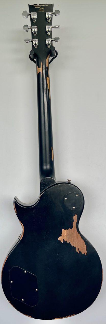 Vintage distressed Les Paul