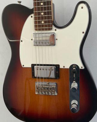 Fender Telecaster HH body