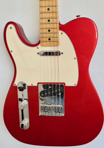 Fender telecaster left handed body
