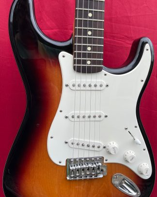 Fender Stratocaster standard body