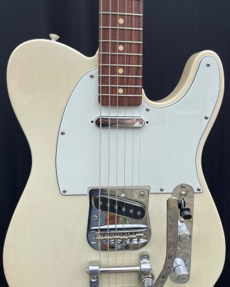 Fender Telecaster with Bigsby body