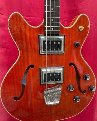 Guild Starfire II Bass body