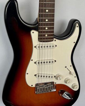Fender Stratocaster American Standard body