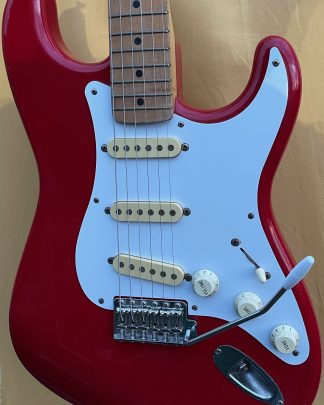 Fender Stratocaster, MIJ, Body